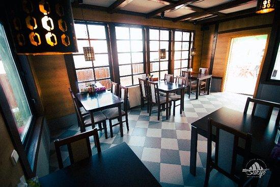 Roztoky, Republik Ceko: Sakyo Sushi & Asian Cuisine