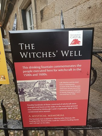 Witches well
