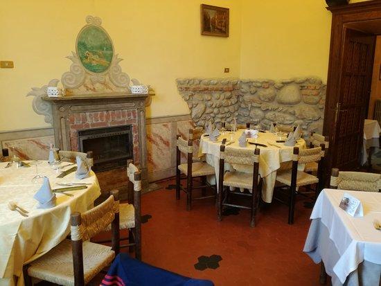 Cornate d'Adda, Italy: sala