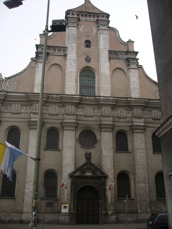 Church of St. Wojciech and St. Stanislaw Biskup in Kalisz