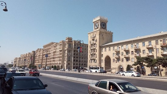 Heydar Aliyev Avenue
