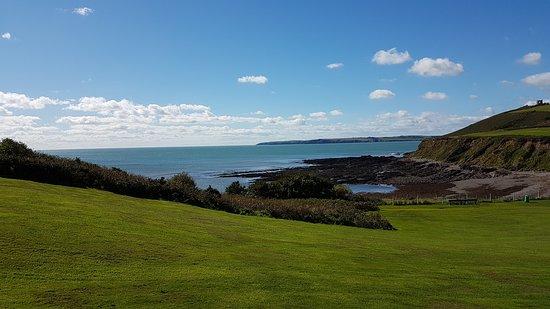 Trabolgan, Irlandia: Beautiful view