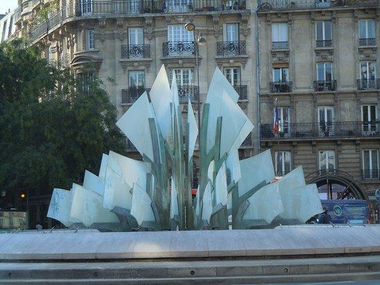 Fontaine de la Place Gambetta
