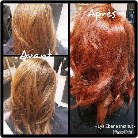 Lys Ebène Institut: Notre espace beauté passe également par la coiffure