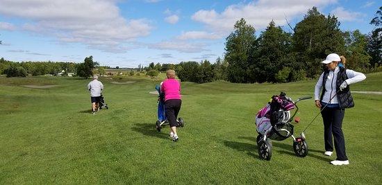Heron Landing Golf Club: Good course