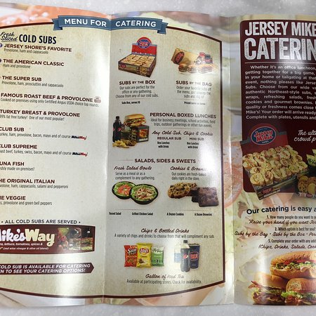 jersey mike near me