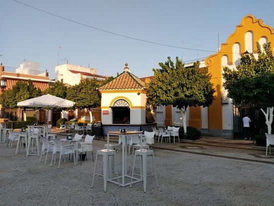 Lora del Rio, Spanje: La Tasca Fillita (Plaza de Abastos)