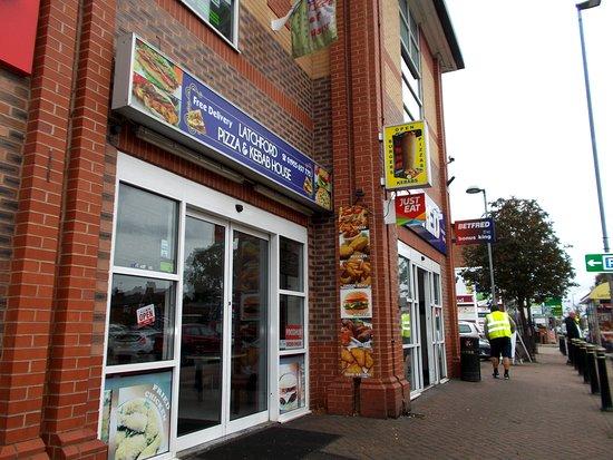 Latchford Pizza Kebab House Warrington Updated 2020