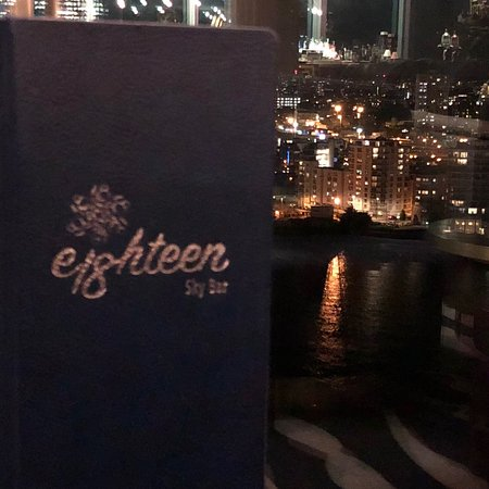 Eighteen Sky Bar