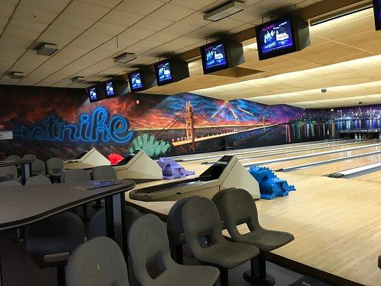 Nogent-le-Phaye, فرنسا: bowling