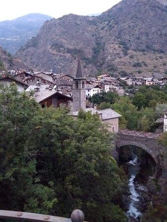 Arvier, Ιταλία: plaatsje waar B&B ligt