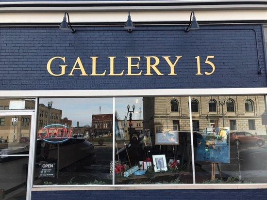 Gallery 15 & Studios