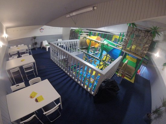 Klatovy, Τσεχική Δημοκρατία: Cirkus - dětské indoorové hřiště