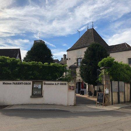 Pommard, Francia: Domaine A.F. Gros