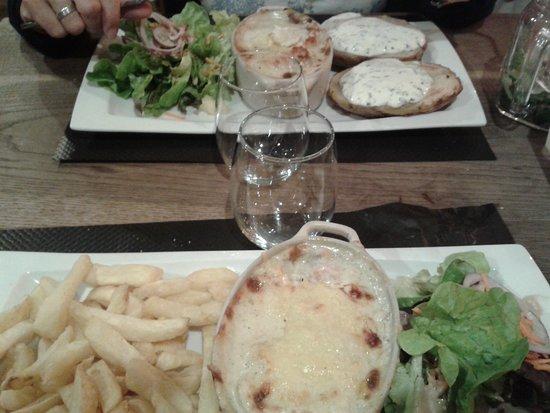 Bouvines, France: Cassolettes ostendaises