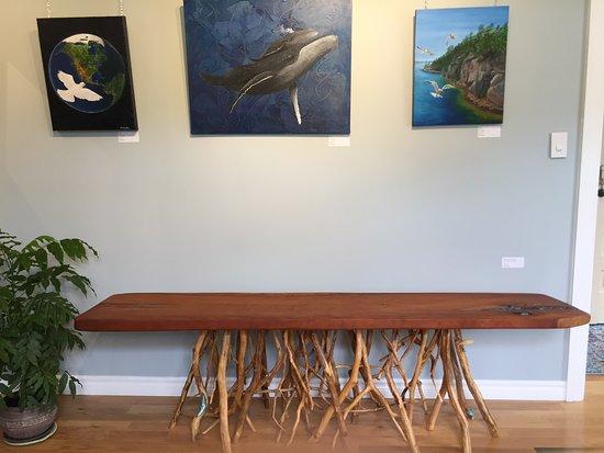 Heron's Nest Studio Gallery