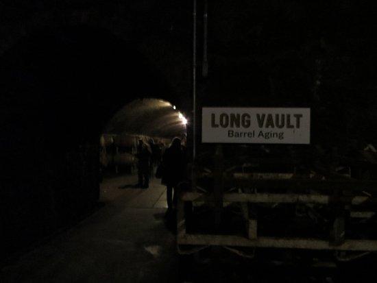 Washingtonville, NY: Long Vault