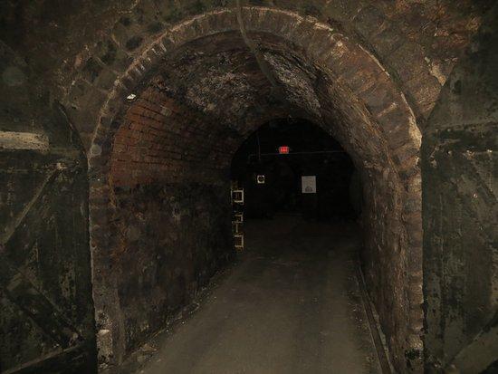 Washingtonville, NY: Another tunnel