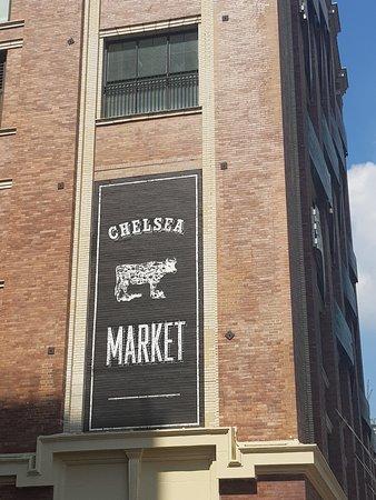 Chelsea Market: Vista de fora