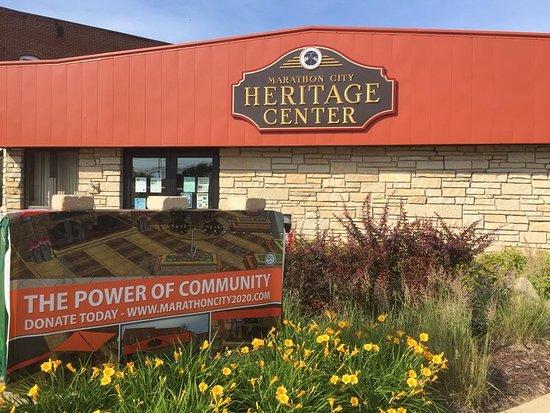 Marathon City Heritage Center