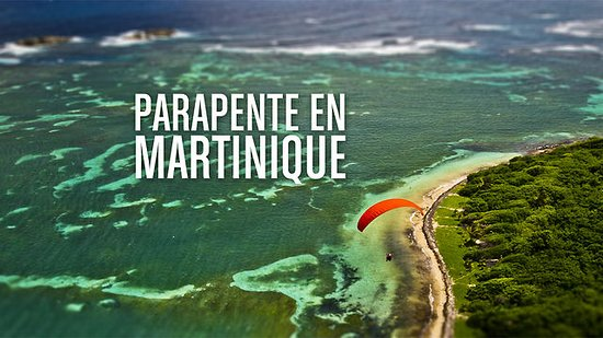 Martinique Parapente