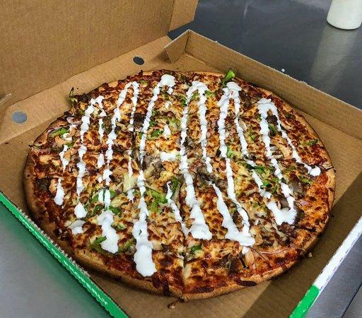 Taylors Lakes, Australia: Parmelia Pizza House