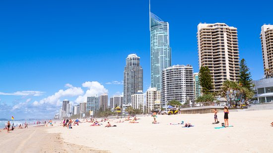 Best and less surfers paradise