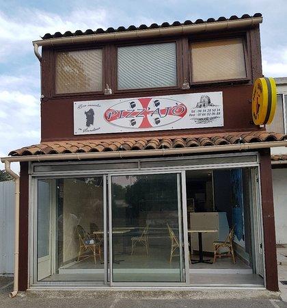 Aramon, Francja: Pizz'Ajo