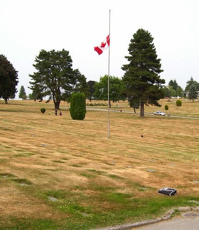 Surrey, Canadá: Burial 28 Feb 1957 • Burnaby, British Columbia, Canada Veterans' Field of Honour.. Henry's final