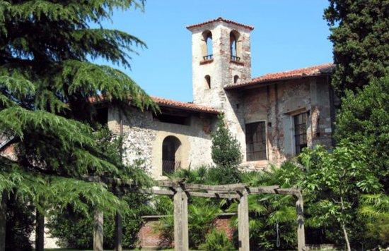 Angera, Italie : S. Vittore