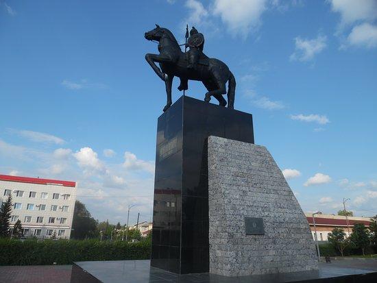 Семипалатинск, Казахстан: side view