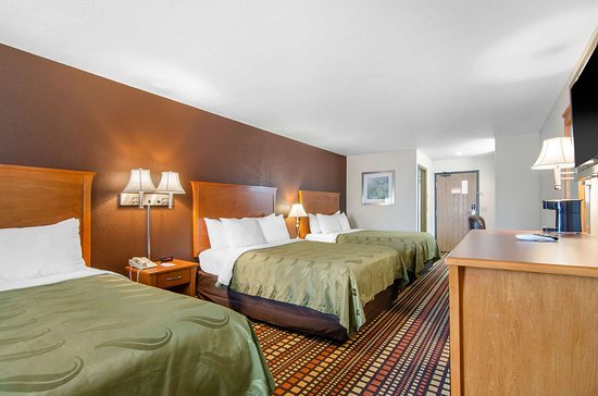 Quality Inn Kearney-Liberty