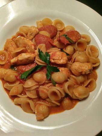 Wahroonga, Australië: Orecchiette served in our ristorante