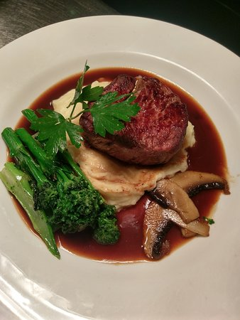Wahroonga, Australië: Eye Fillet served in our ristorante