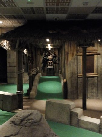 Lost Island Adventure Golf