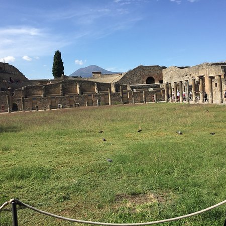 Pompeii - Archaeological Area. Photo