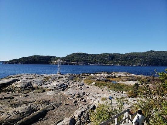 Sentier de la Pointe-de-l'Islet Trail