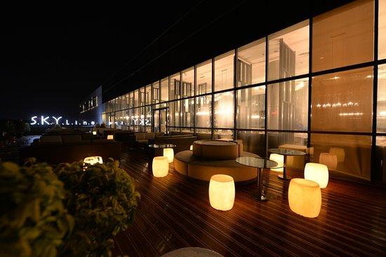 Skyline Lounge Exclusive Dining Semarang Fotos Número