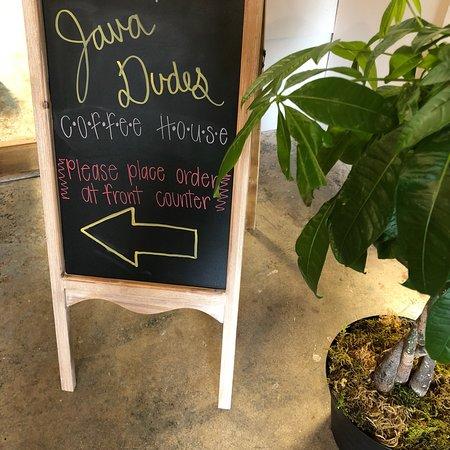 Bella Vista, AR: Java Dudes