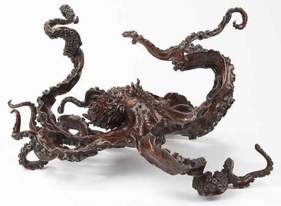 Kirk McGuire Bronze Sculpture