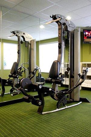 Fairfield Inn & Suites Marion: Recreation
