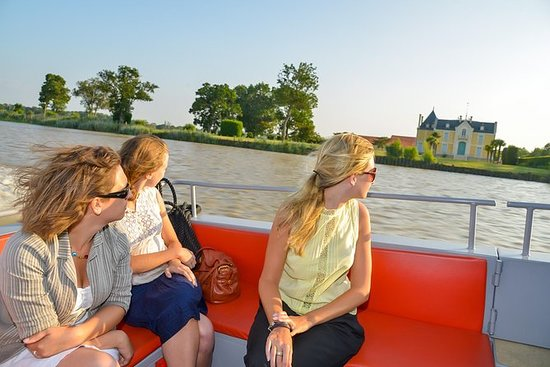 WINE CRUISE BLAYE-BOURG