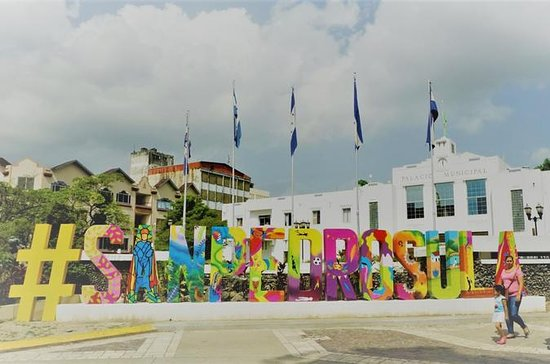 Visite de la ville de San Pedro Sula