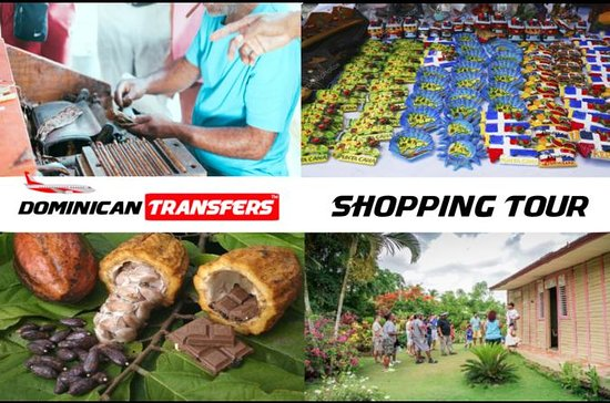 Punta Cana Shopping tour
