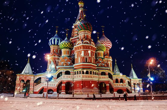 Moscow Luxury River Cruise and Red...