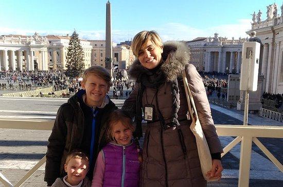 Private Vatican & Sistine Chapel Tour...