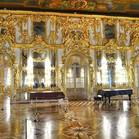 Catherine Palace and Park: IMG_20180923_163634_714_large.jpg