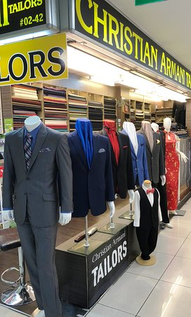 Christian Armani Ladies & Gents Tailors