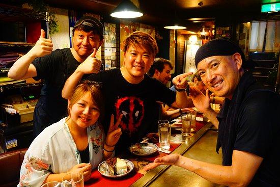 Happy Birthday in KYOTO, Sophia-san & Eric-san! See you soon!