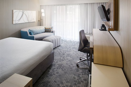 Sandston, Вирджиния: Guest room